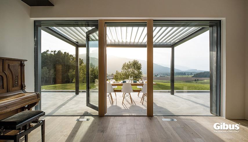 Bioclimatica e Veranda